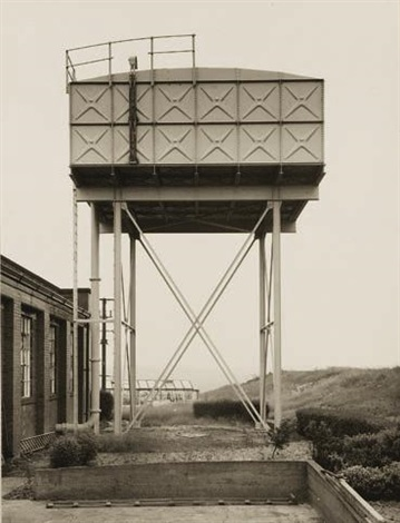 wasserturm kirkhamgate leeds gb pl3 from industriebauten by bernd and hilla becher