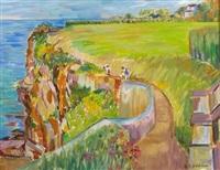 the walk, newport by geraldine douglas goldman