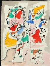 composition by robert jacobsen