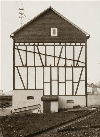wohnhaus in neunkirchen kreis siegen by bernd and hilla becher