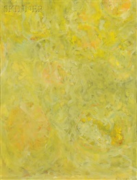 abstraction by beauford delaney