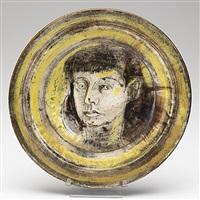 carson plate by henry varnum poor