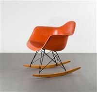 Charles Eames. Schaukelstuhl RAR ...