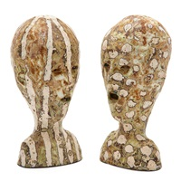 salt and pepper shakers (pair) by wesley anderegg
