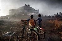 neztarim, striscia di gaza, 12 settembre by marco di lauro