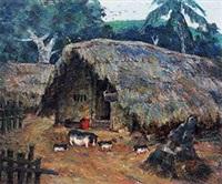 家园 by liang feng