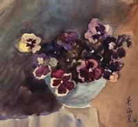 花卉 by xiao shufang