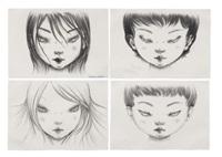 mimio odyssey (4 works) by tomoko konoike