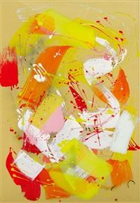 untitled (drachenzeichnung) by imi knoebel