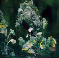 pork belly series-flesh landscape-mountain among the flowers by chang ling