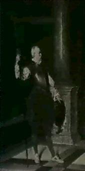 standing cavalier by carl seler