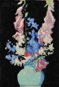 garden flowers by margaret jordan patterson