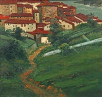 village basque by pierre labrouche