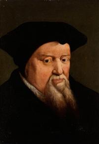 portrait eines bärtigen herrn by anonymous-german (16)