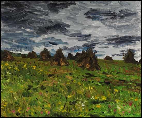oatfield dark sky by william goodridge roberts