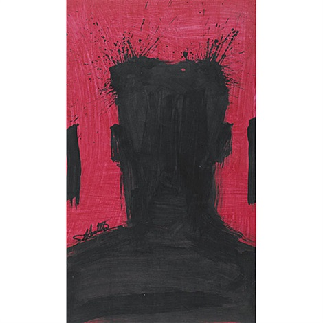 untitled shadow headred another smllr 2 works by richard hambleton