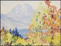 autumn by mildred valley thornton
