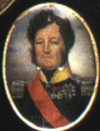 portrait of louis philippe, king of the french by jean victor andrieux