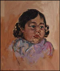 georgie, bella bella indian child by mildred valley thornton