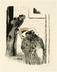 la sieste ou la convalescence by edouard vuillard