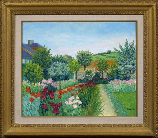 le jardin de monet by florence arven