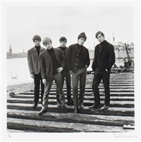 the rolling stones, london 1964 (first official photoshoot) by phillip townsend