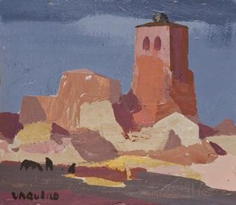 la iglesia y la era by joaquín vaquero palacios