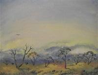 bushveld scene by simon moroke lekgetho