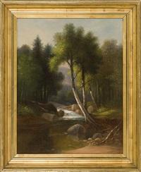 artist brook by benjamin champney