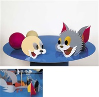 tom and jerry by james hopkins