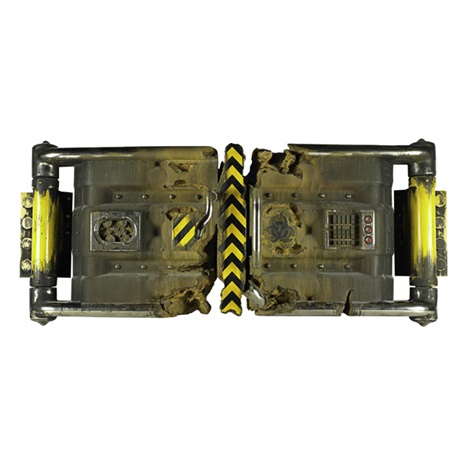 yellow hazard by steven montgomery