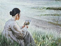 思念 by hong zhexiong