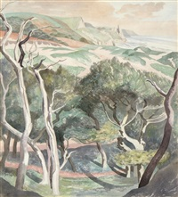 penmaen burrows by john northcote nash
