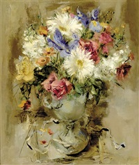 spring arrangement by wallace bassford