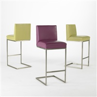 barstools (set of 3) by terry farell