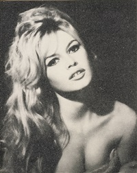 bardot by russell young