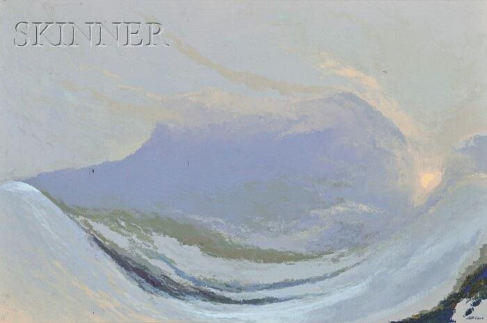 seascape by robert r bliss