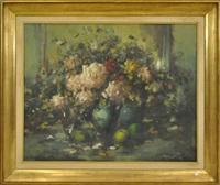 bouquet de fleurs by martin bolle