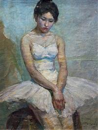 芭蕾少女 by luo gongliu