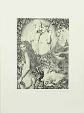 renaissance dreams (portfolio of 5) by jørgen boberg