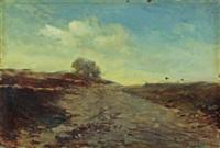 paesaggio by eugenio gignous