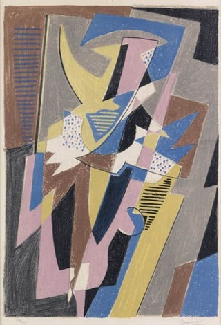 danseuse by gino severini