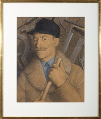 the radical by grant wood