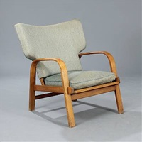 easy chair (model 23) by magnus læssoe stephensen