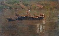 la pesca by alceste campriani