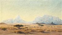 a verdant landscape by axel francis zeraava eriksson