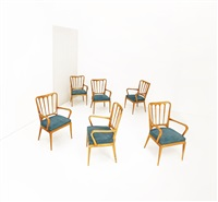 poltroncina 6086 (6086 armchair)(+ 5 others; 6 works) by arredamenti borsani (co.)