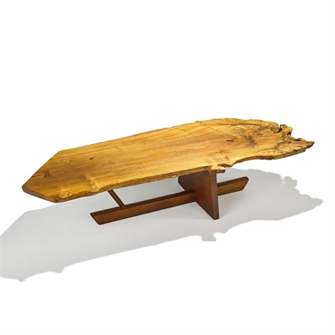 fine minguren ii coffee table by george nakashima