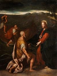 die berufung des heiligen andreas by anonymous-italian