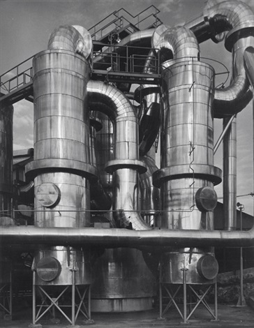 Electrolytic Zinc Sulphuric Acid Plant, Risdon, Tasmania by Wolfgang